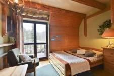 pok. 4, stylowy pokój 2os. z łazienką,balkonem