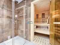 sauna wejście
