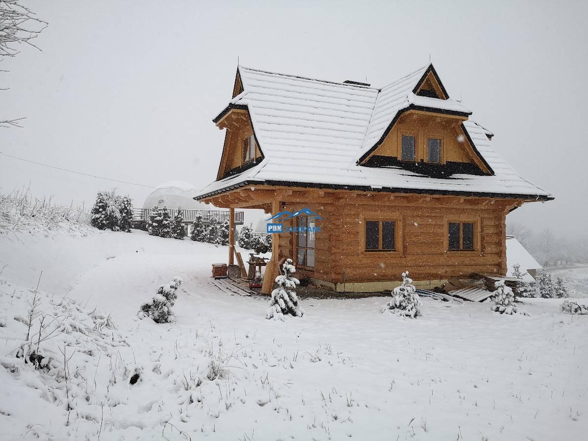 8-osobowy Domek Łosiowa Chata