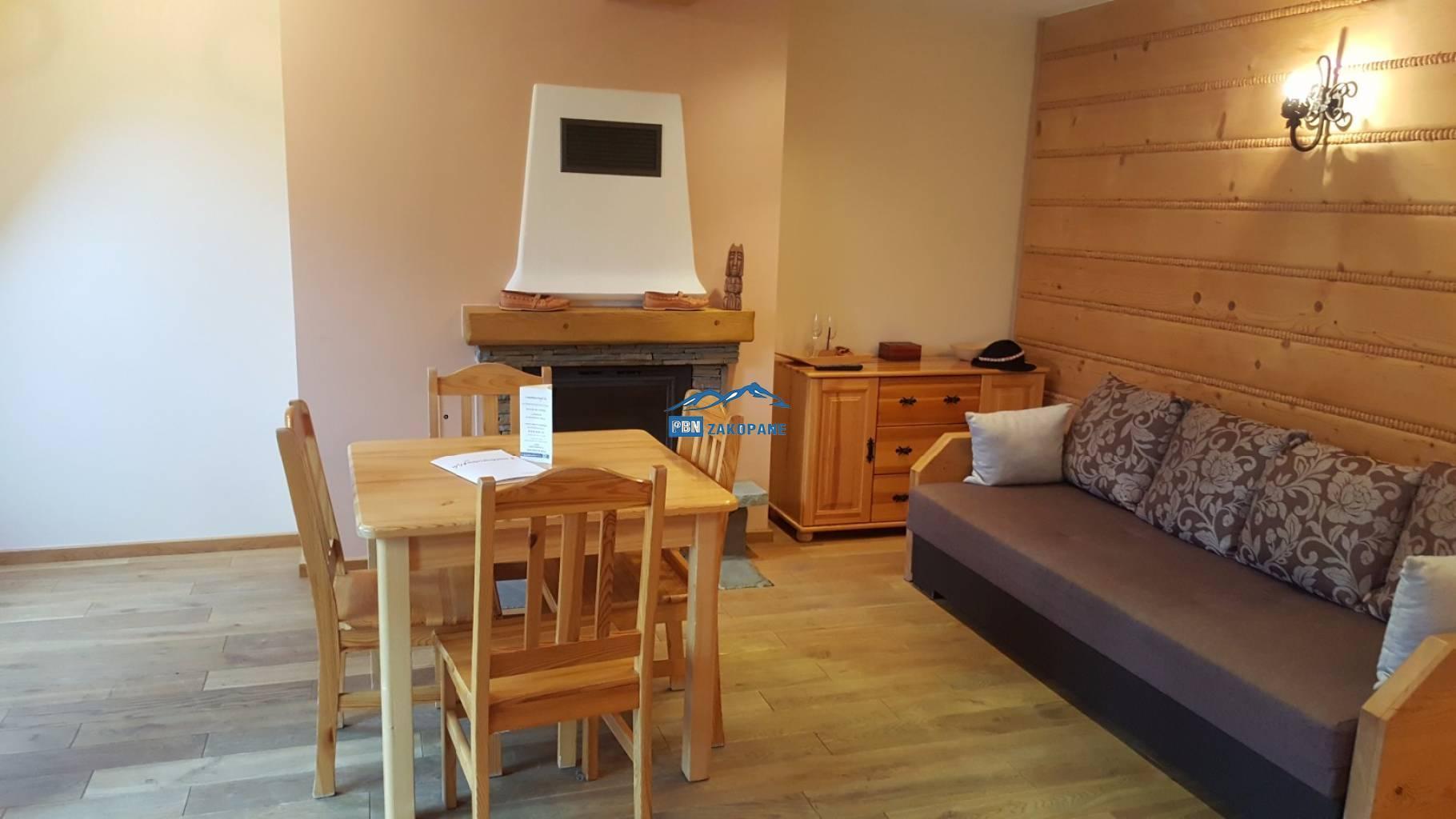 Apartament STOK basen sauna