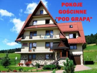 Pokoje Pod Grapą - Zakopane