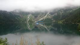 murzasichle widok jezioro