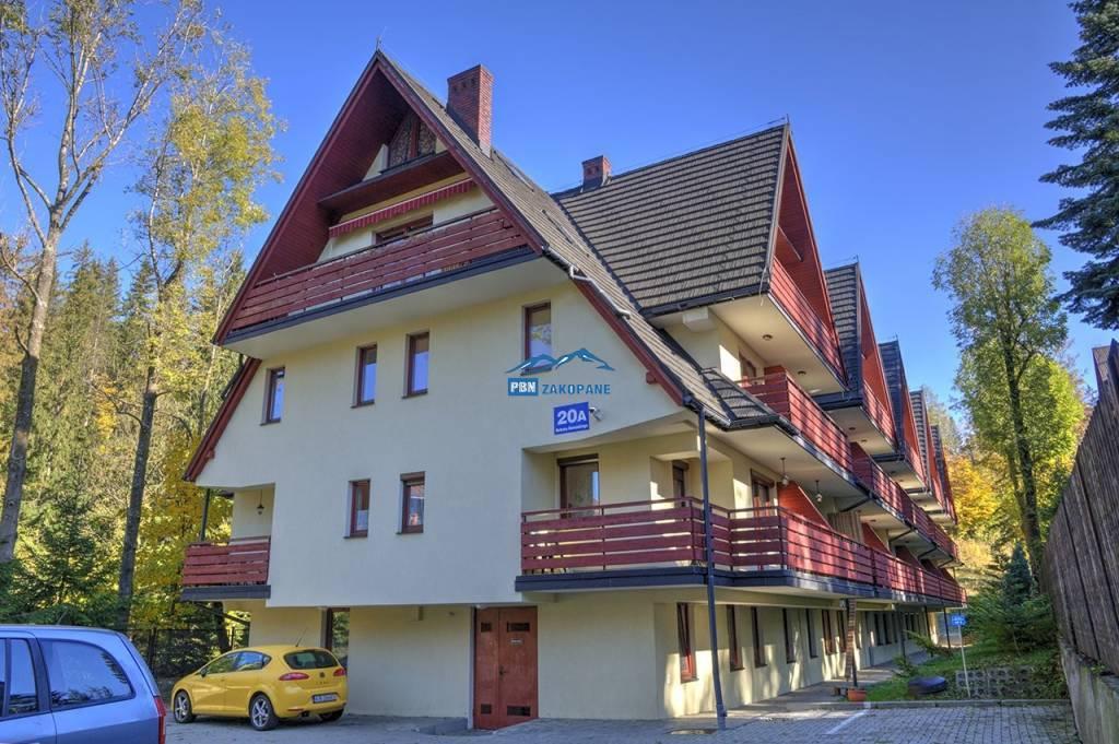 Apartament Cichy-Stawik