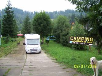 Camping Harenda w Zakopanem